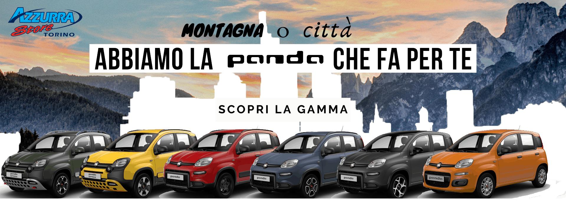 Fiat Panda KM0